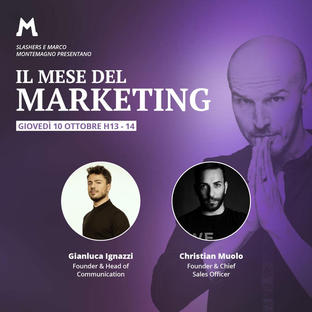 Il mese del marketing